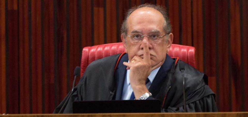 Gilmar Mendes declara que quem chamar ele de corrupto vai ser processado