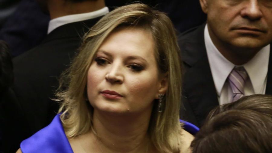 PGR pede abertura de inquérito contra Joice Hasselmann