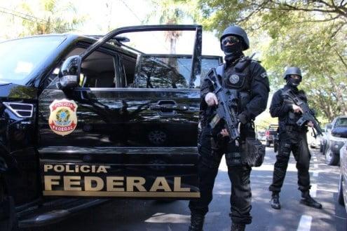 Operação da PF e Polícia Civil apura irregularidades em contratos destinados ao combate da COVID-19