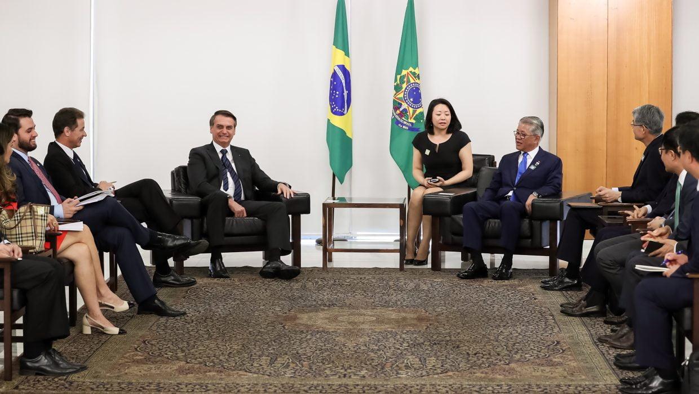 Bolsonaro vai ao Japão para incentivar comércio e buscar investimentos