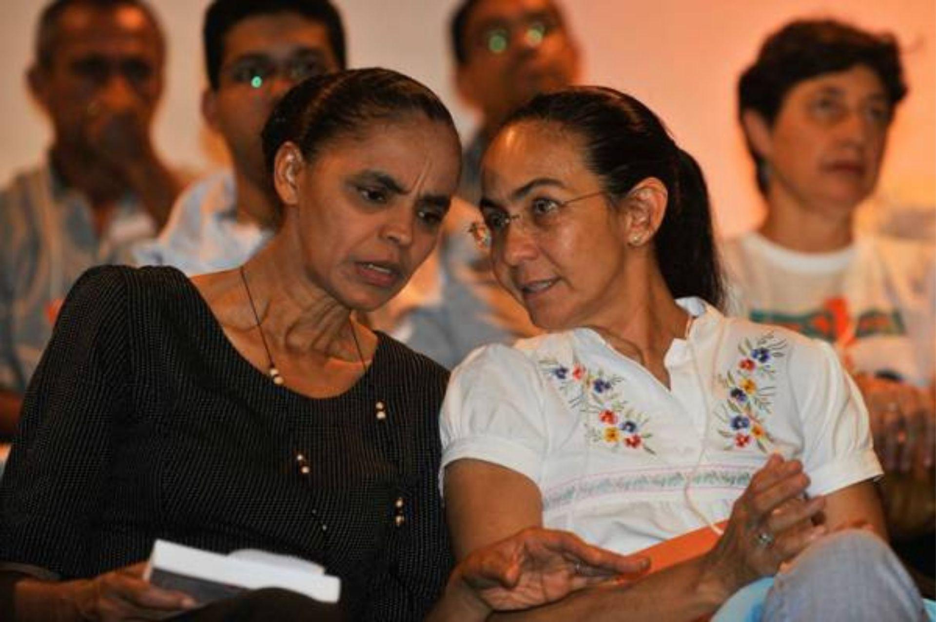 Marina Silva e Heloísa Helena criticam possível instalação de usina nuclear em Pernambuco