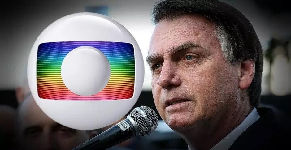 """""""Acabou a teta, não tem mais dinheiro público para vocês"""", disse Bolsonaro à Rede Globo"""