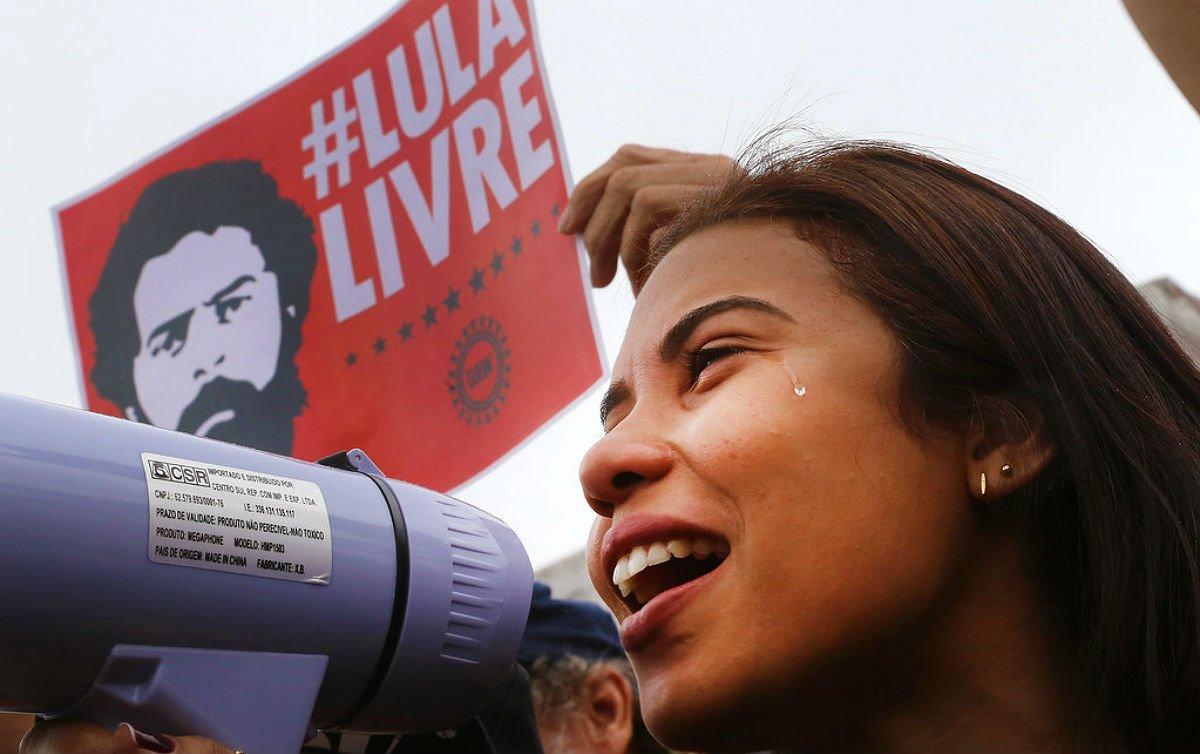 """Políticos convocam ato """"Lula Livre"""" para este domingo na Paulista"""