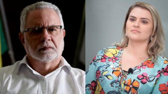 """""""Marília Arraes é uma menina mimada"""", diz Dilson Peixoto"""