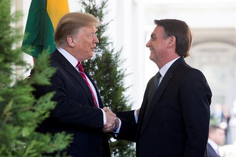 Estados Unidos já enviou mais de US$ 15 milhões para o Brasil combater o coronavírus