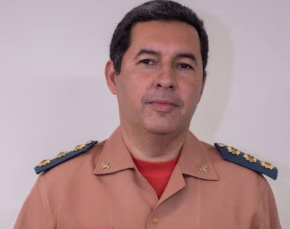 Coronel Coutinho é o novo comandante-geral do Corpo de Bombeiros
