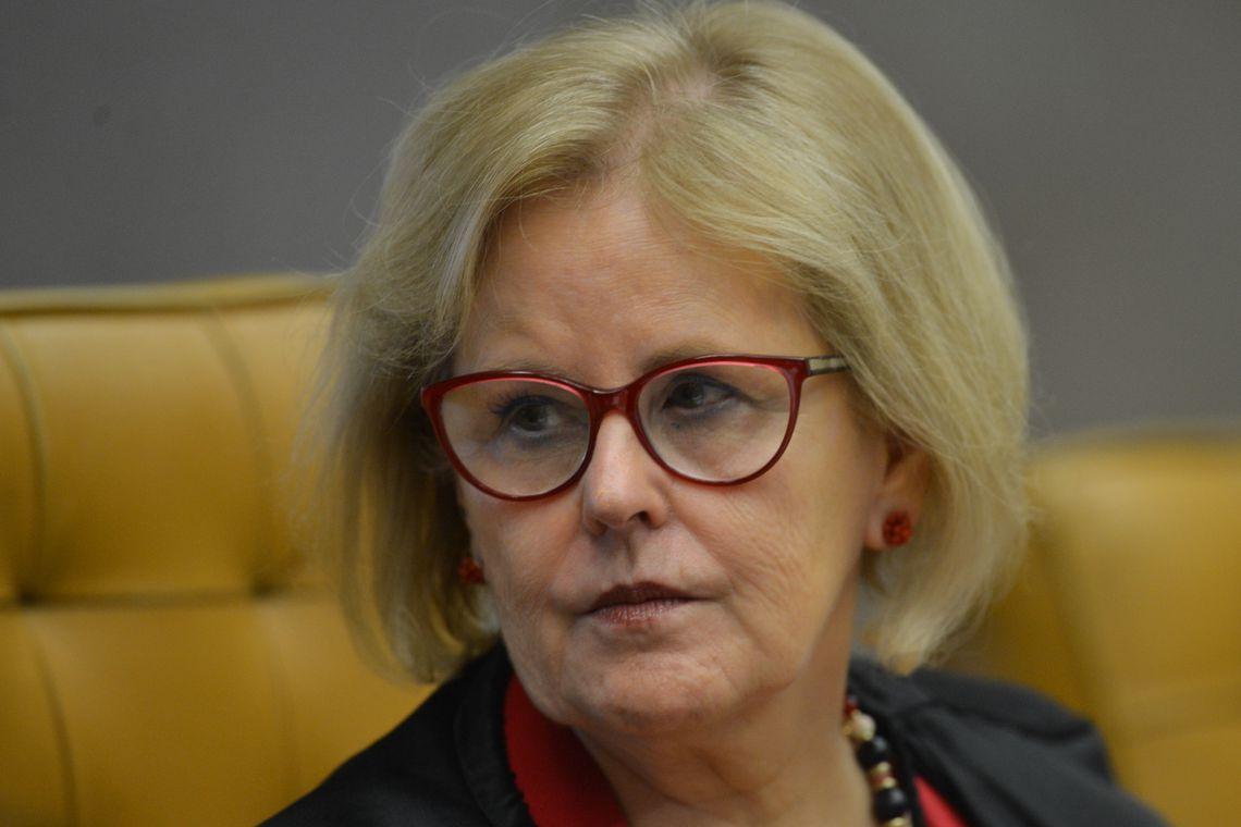 Ministra Rosa Weber vota contra a prisão após condenação em 2ª instância