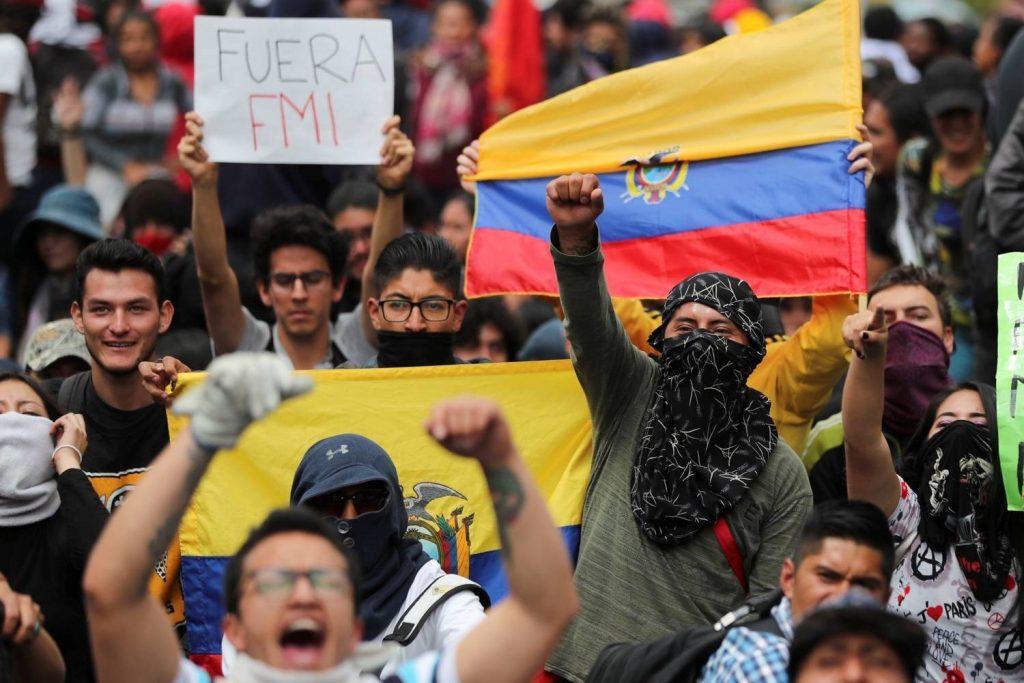 Brasil repudia qualquer tentativa de desestabilizar governo do Equador