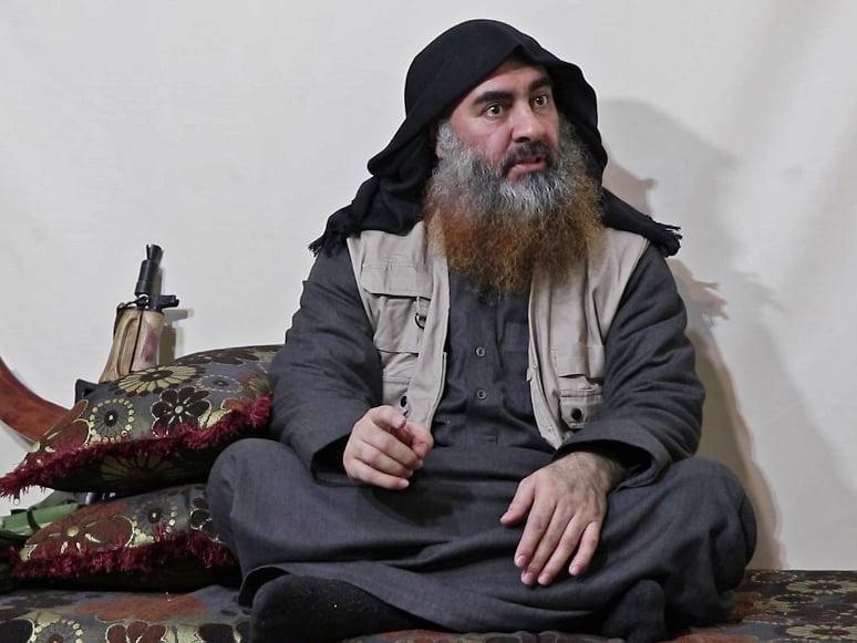 Donald Trump anuncia morte de líder do Estado Islâmico