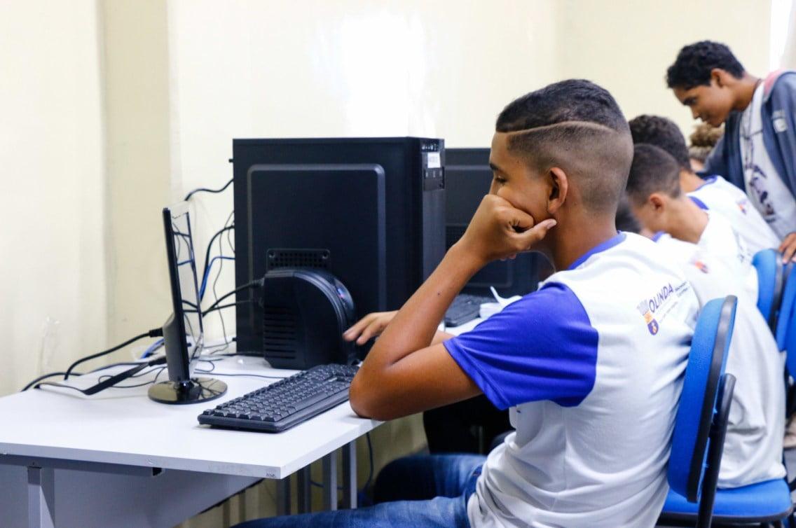 Provas do SAEB serão aplicadas aos estudantes da rede municipal de ensino de Olinda