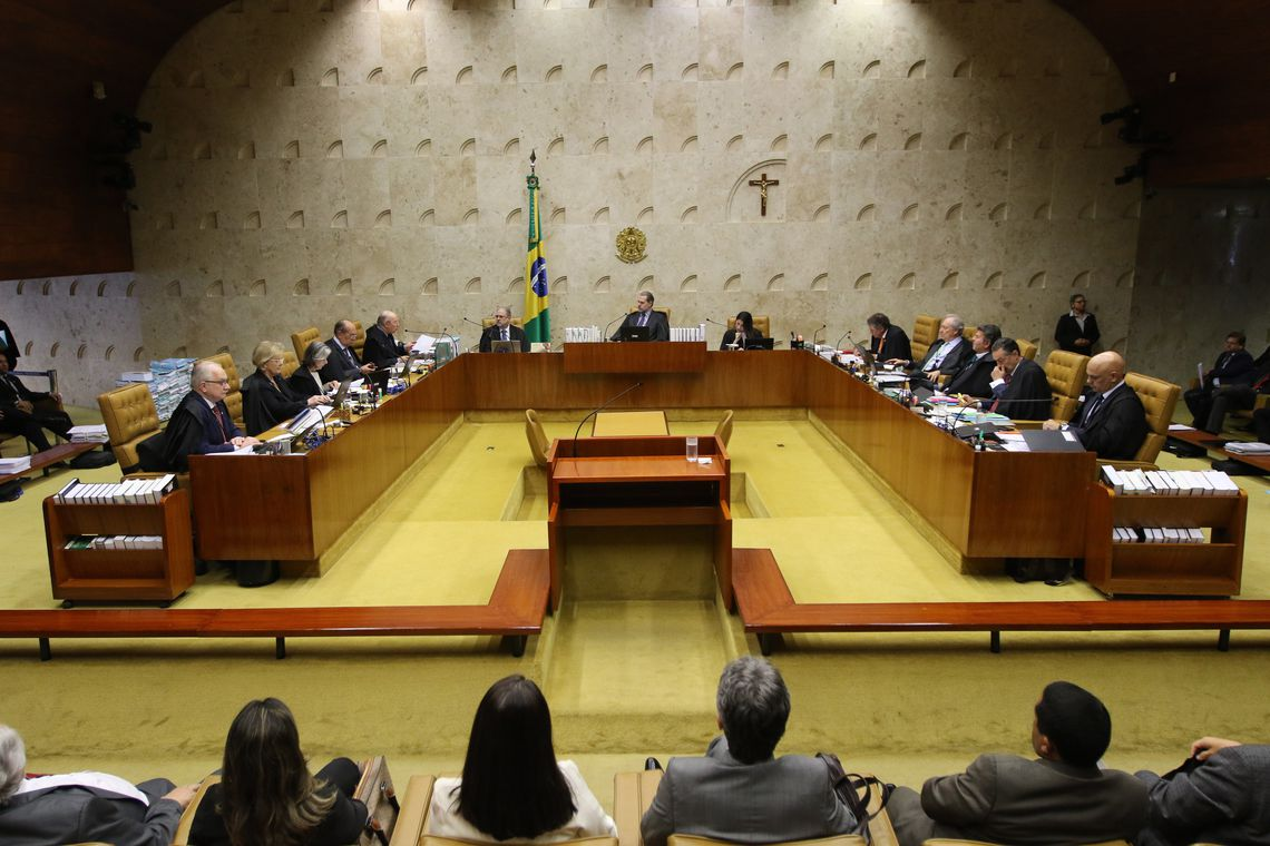 STF suspende votação com placar de 3 a 1 favorável a condenação em segunda instância