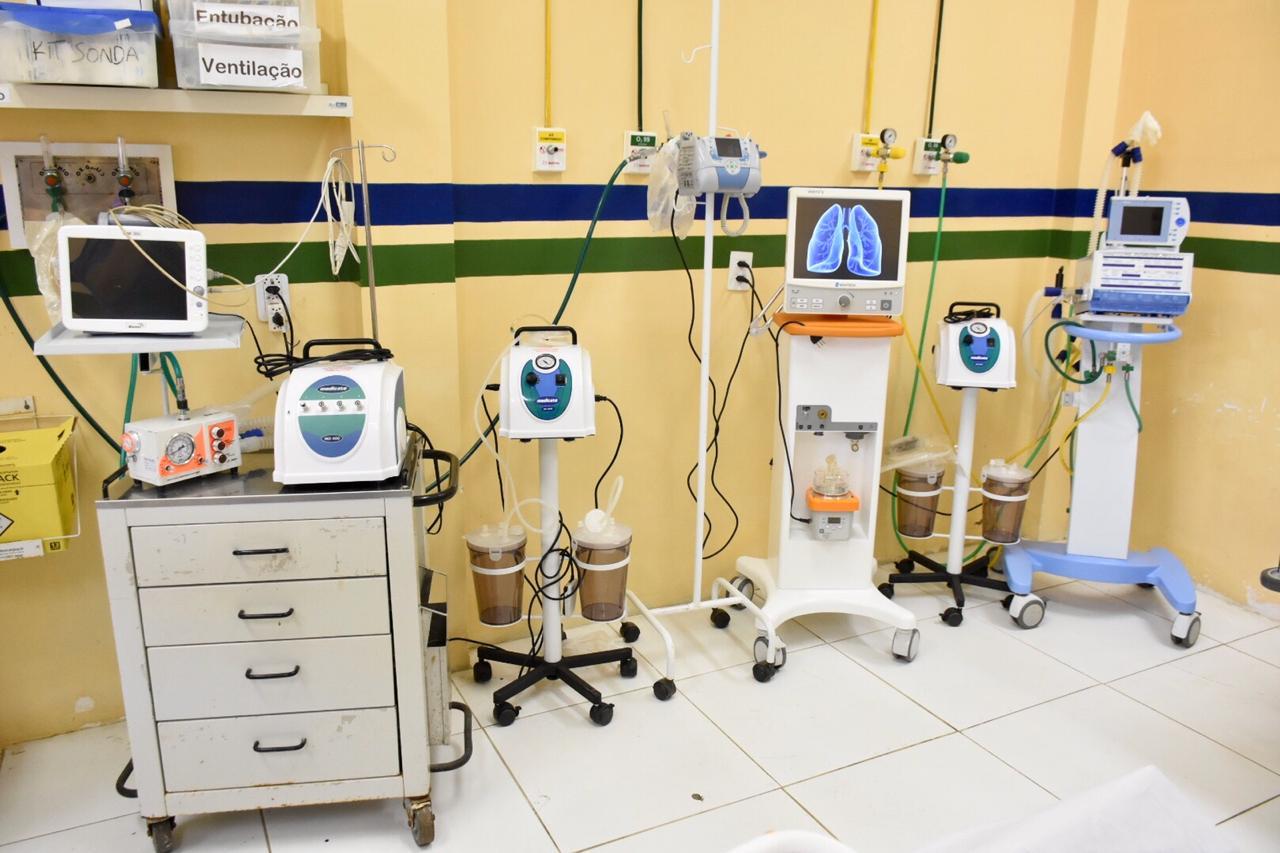 Santa Cruz do Capibaribe recebe meio milhão de reais em equipamentos para a saúde