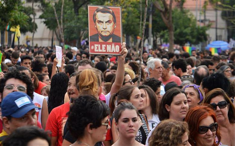 Esquerda convoca manifestações contra o governo Bolsonaro