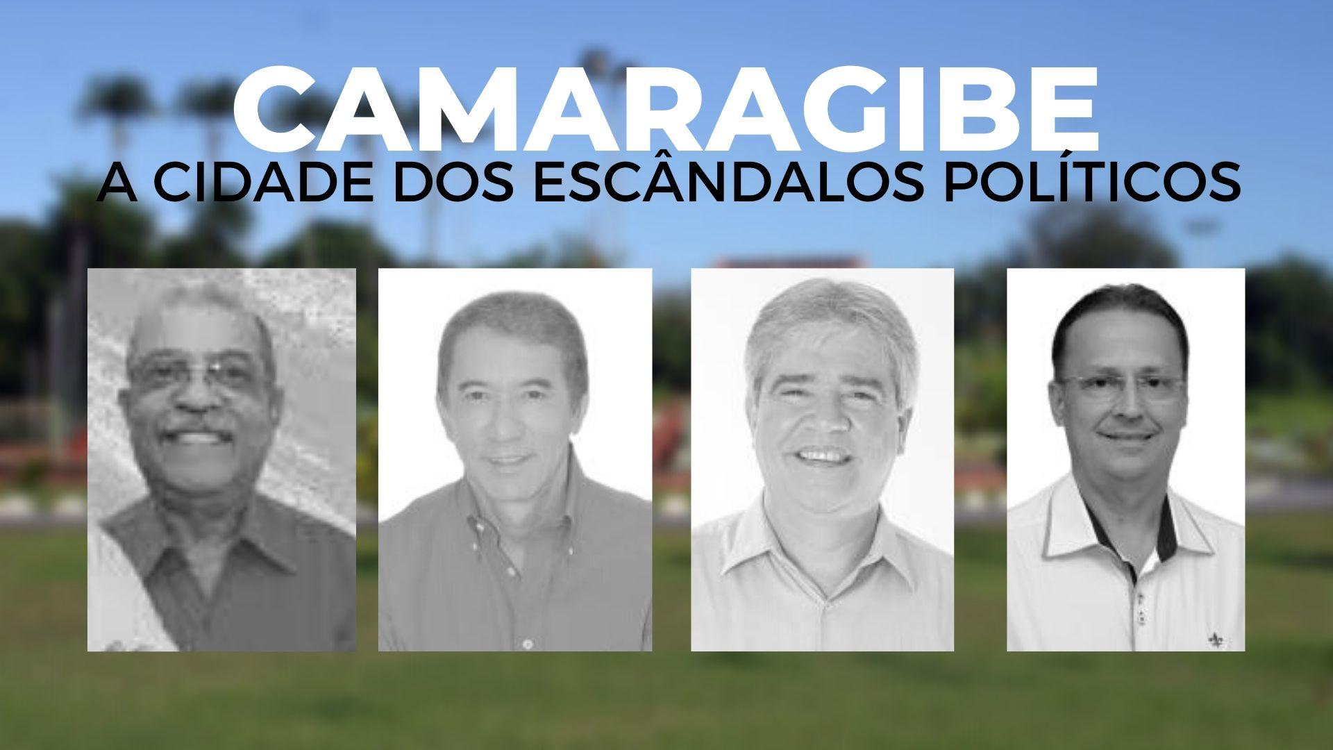 Camaragibe, a cidade dos escândalos políticos