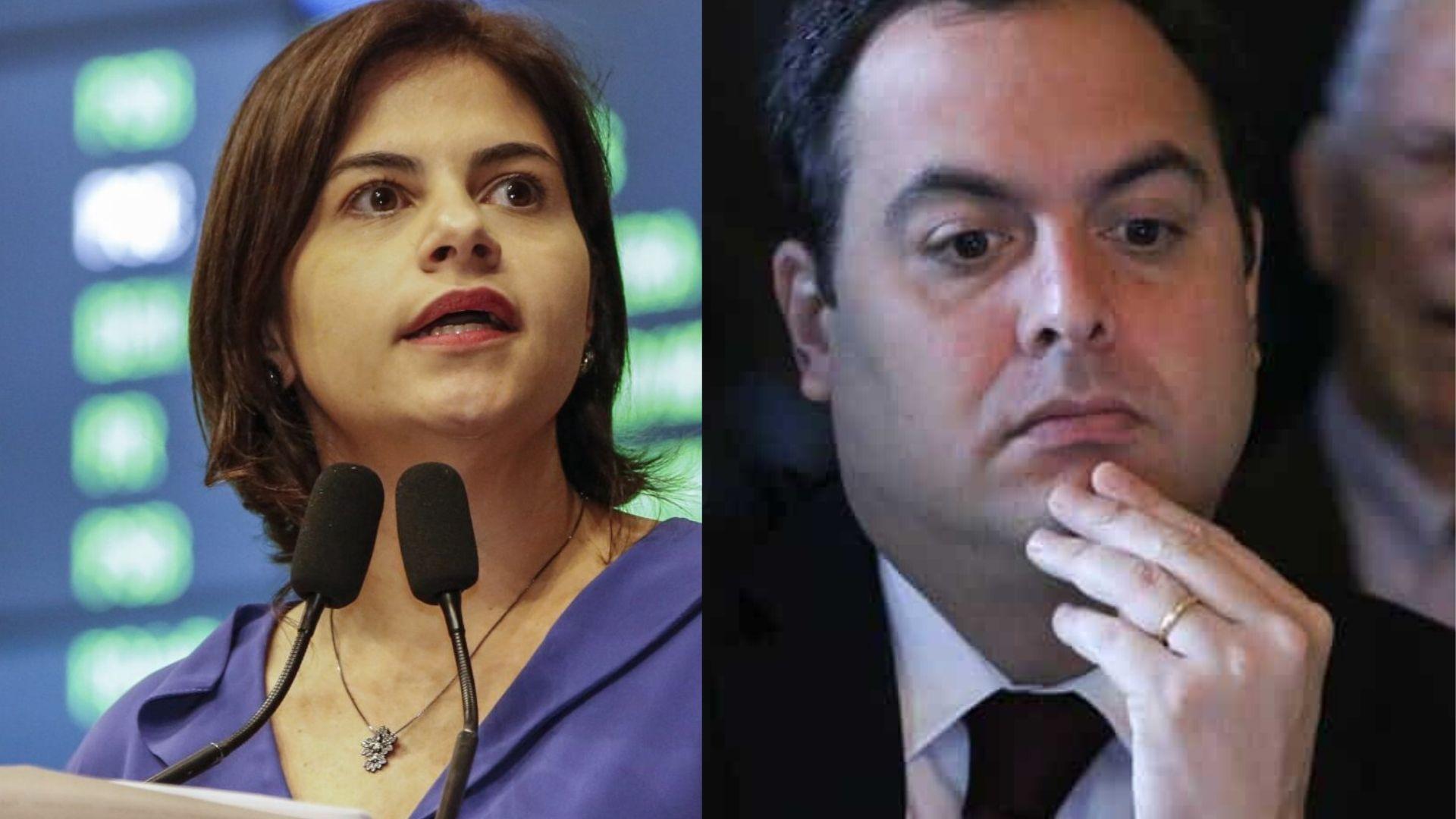 """Priscila Krause acusa Paulo Câmara de cometer """"grave crime ambiental"""""""