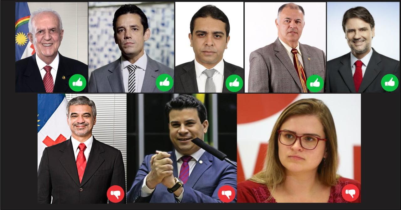 Saiba quais parlamentares pernambucanos são a favor e contra a prisão em segunda instância