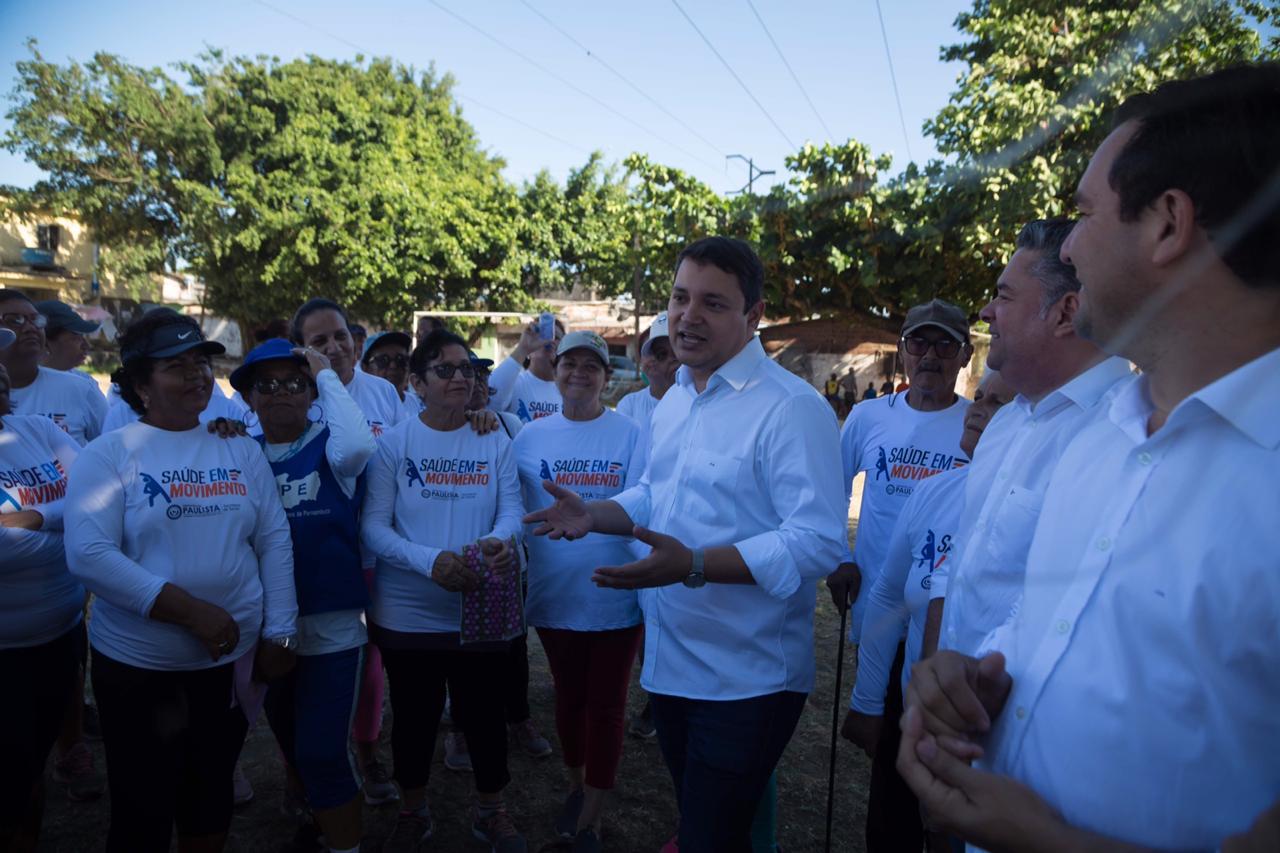 Paulista entrega 32º Polo do programa Saúde em Movimento à população