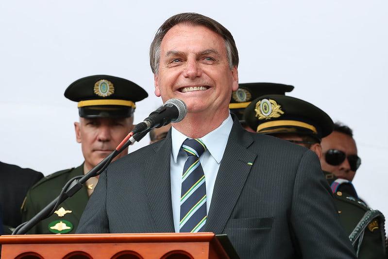 Bolsonaro afirma que Exército derrotou o fascismo e o nazismo durante a 2ª Guerra