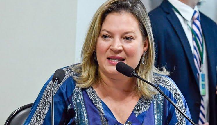 Deputada Joice Hasselmann, será ouvida por CPMI das Fake News
