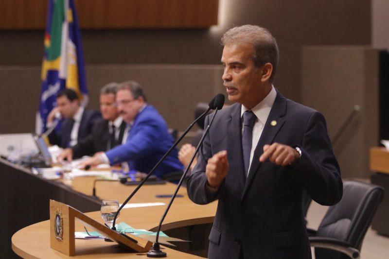 Deputado Alberto Feitosa (SD) chama a atenção para reforma da previdência de Paulo Câmara
