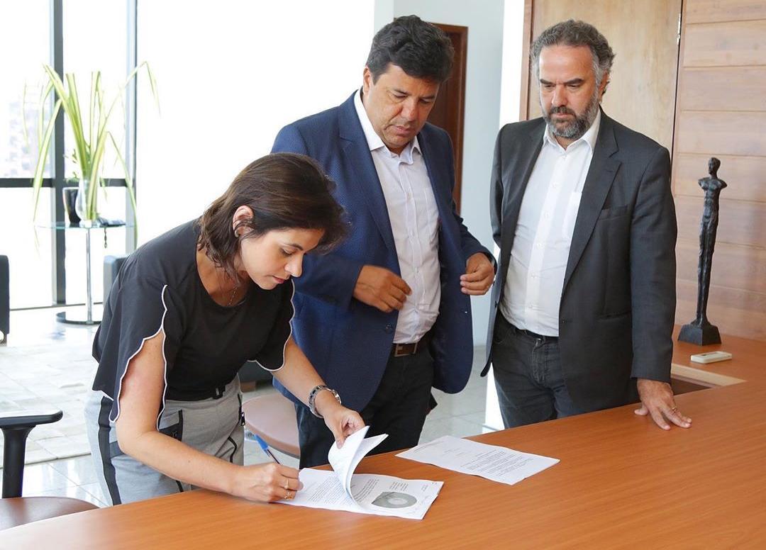 Mendonça e Priscila Krause notificam Paulo Guedes e o presidente da Petrobras sobre a pedalada fiscal de R$ 3 bi de Paulo Câmara