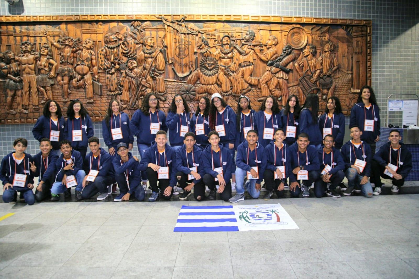 Intercambistas do programa 'Do Cabo Para o Mundo' começam a chegar nesta quinta-feira (05)