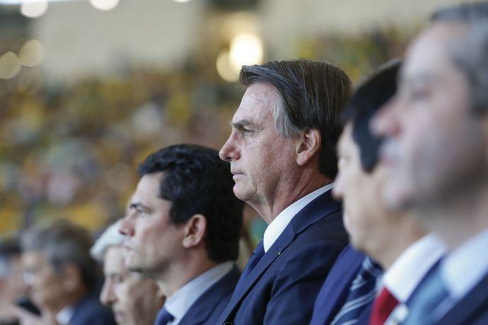 Bolsonaro escolheu e quer Moro como vice, disse Feliciano