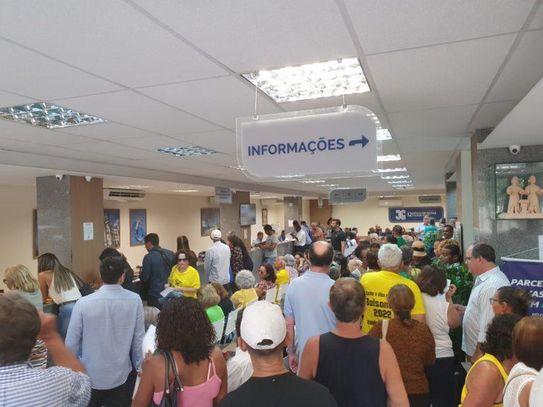 Interessados no partido de Bolsonaro congestionam cartório baiano