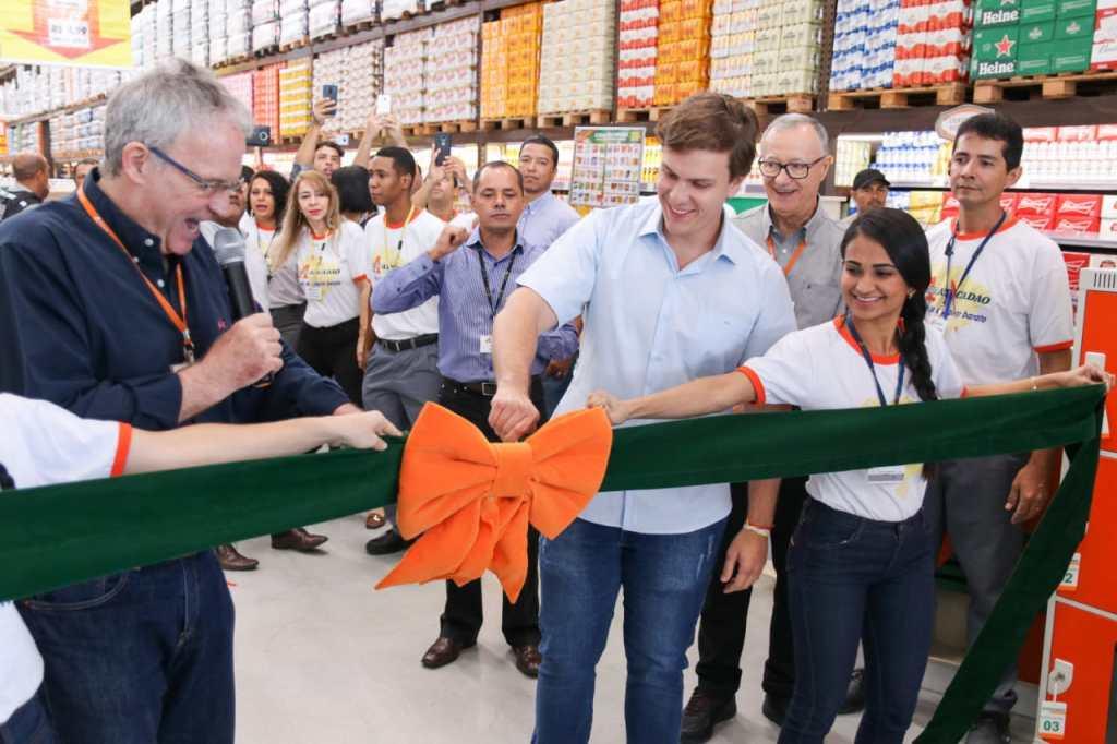 Atacadão investe R$ 50 milhões e inaugura loja em Petrolina com 800 empregos diretos