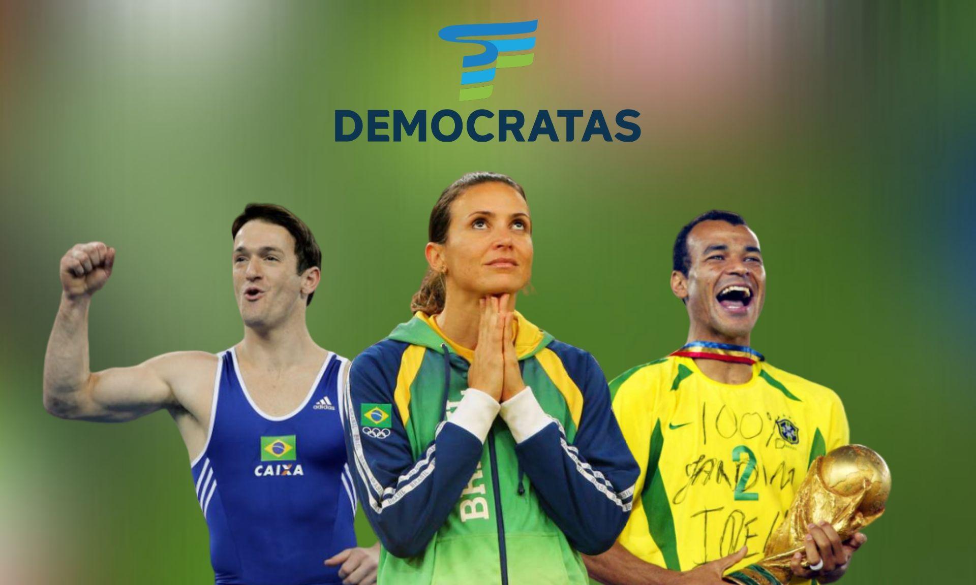 Democratas quer ex-atletas na disputa das eleições em São Paulo