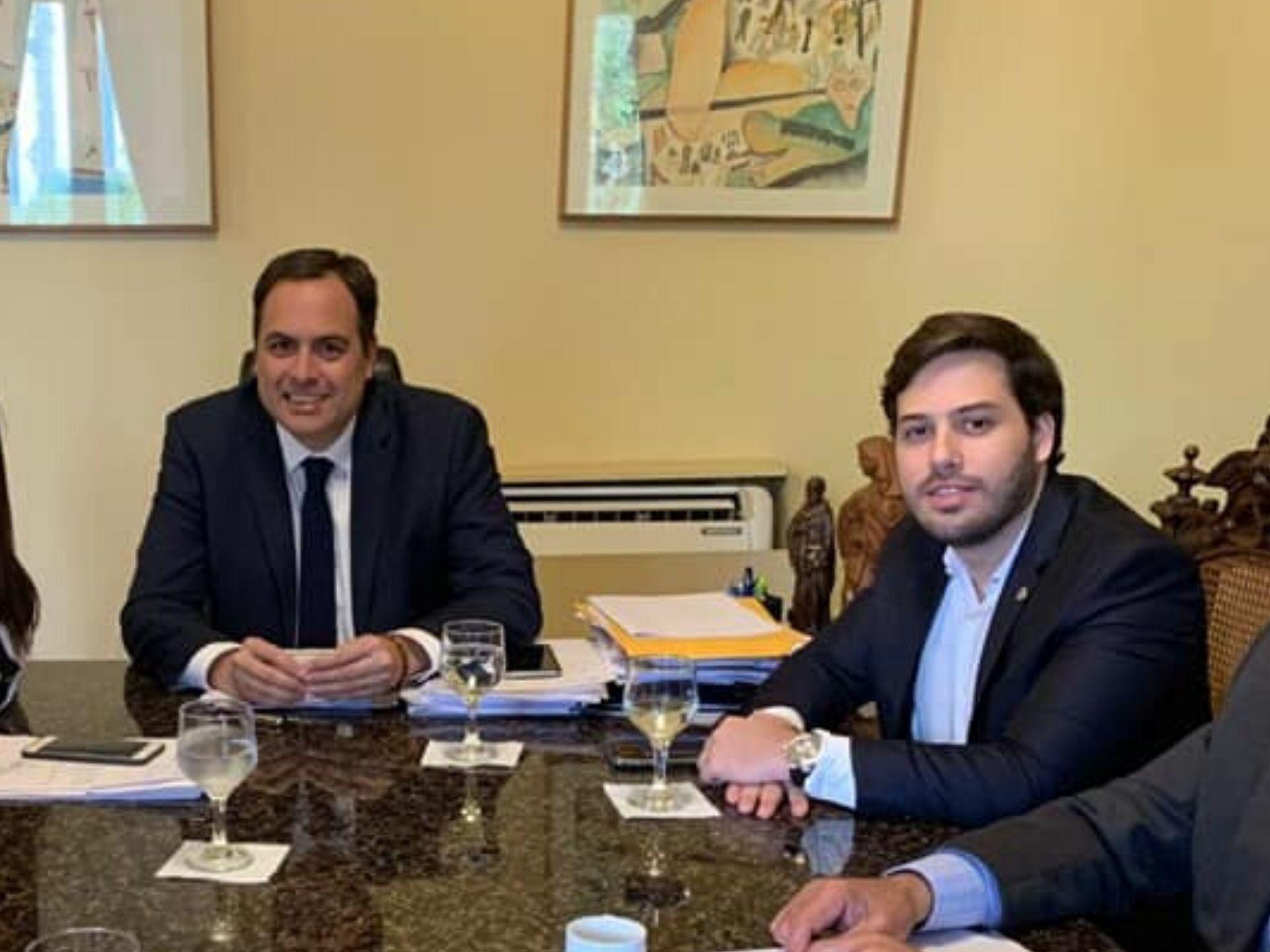 Aglailson Victor coloca cargo de vice-líder do governo Paulo Câmara à disposição