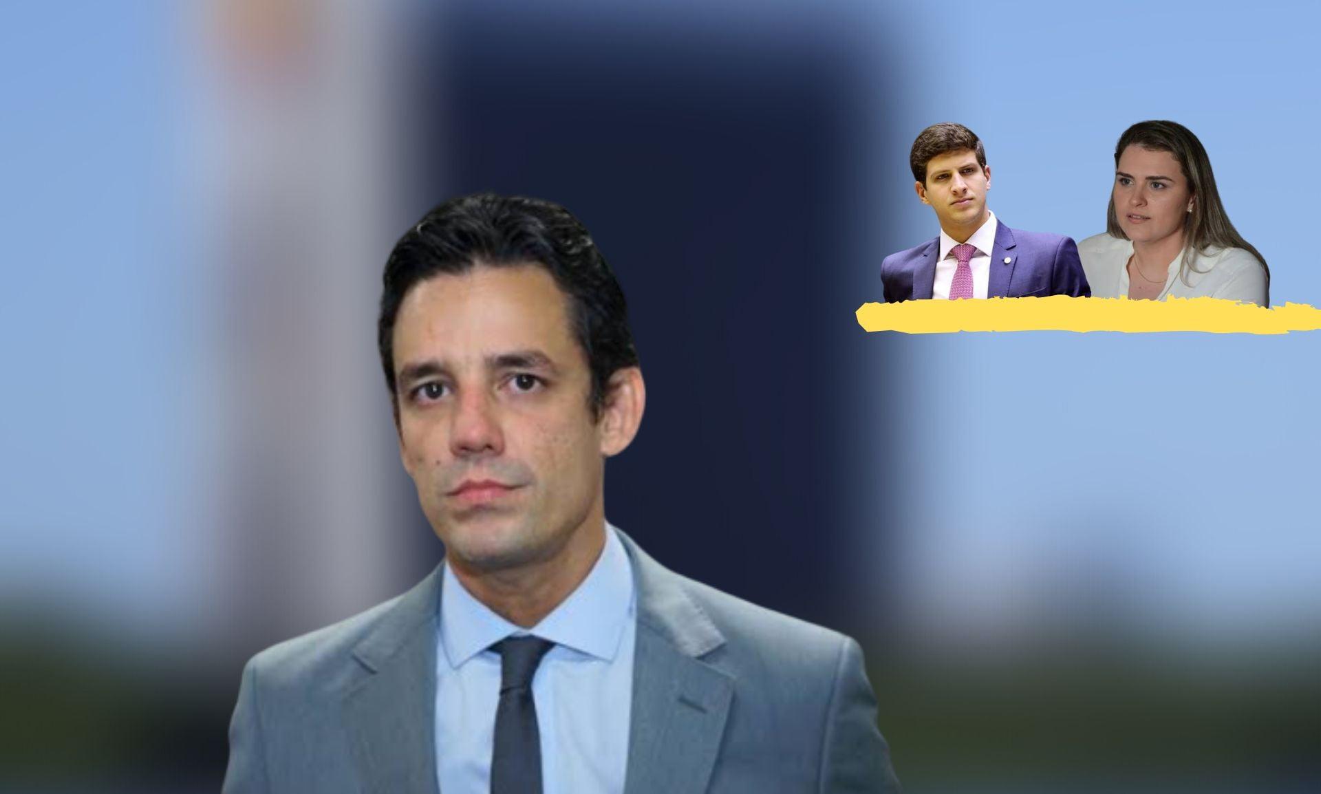 """Daniel Coelho diz que o Recife não aceita """"uma dinastia do PSB"""" e um """"segundo turno de dois primos"""""""
