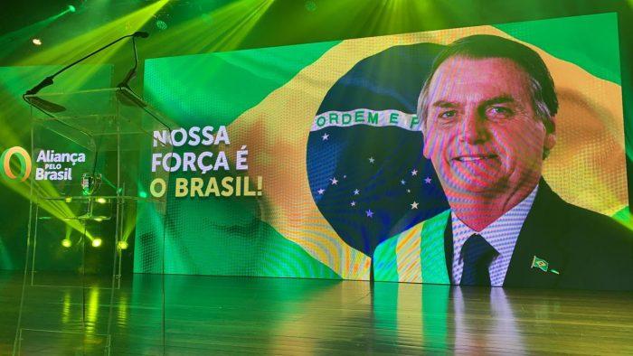 Aliança pelo Brasil promete grande evento em Pernambuco