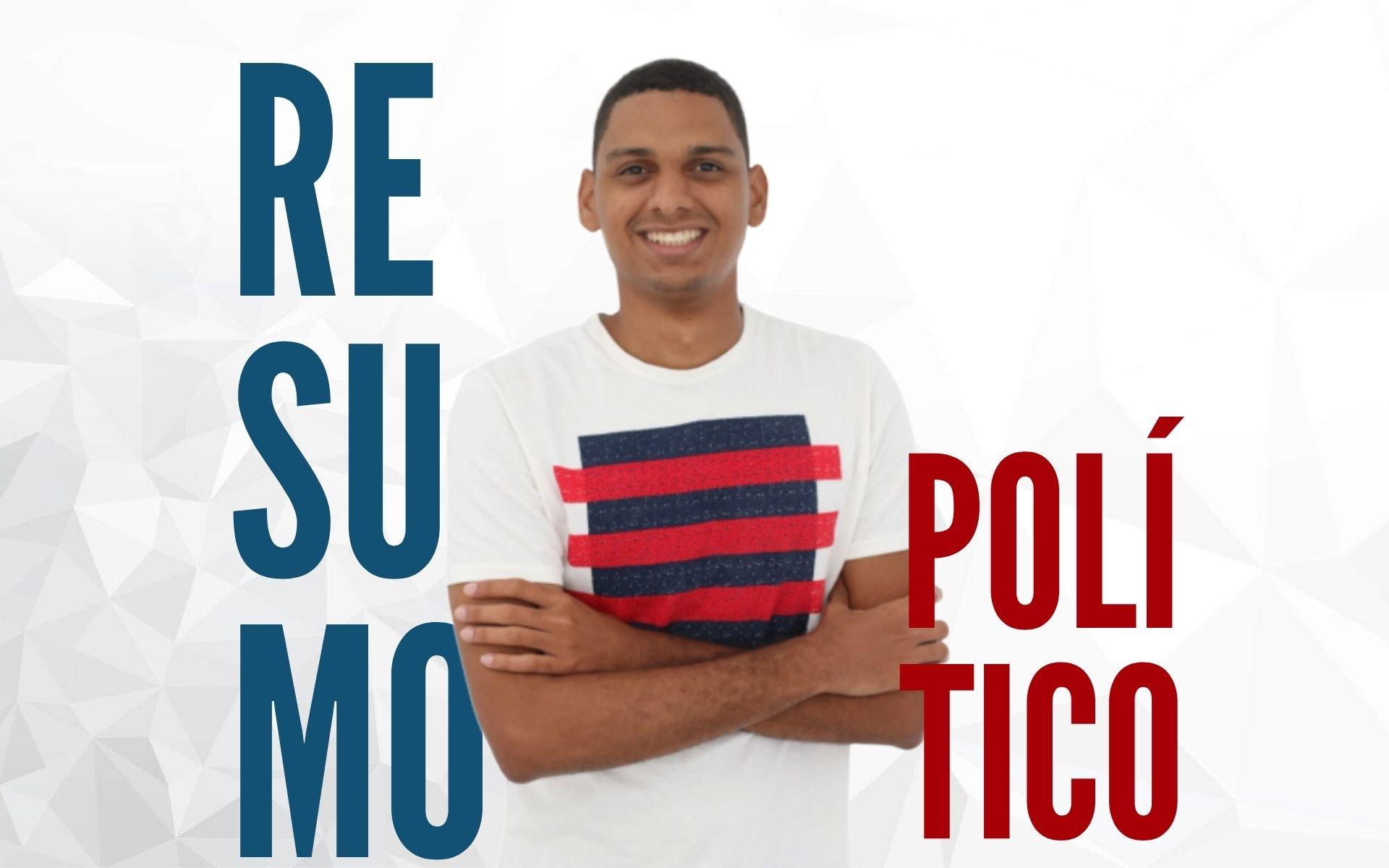 Luiz Fernandes faz um resumo do que aconteceu na política pernambucana durante a semana