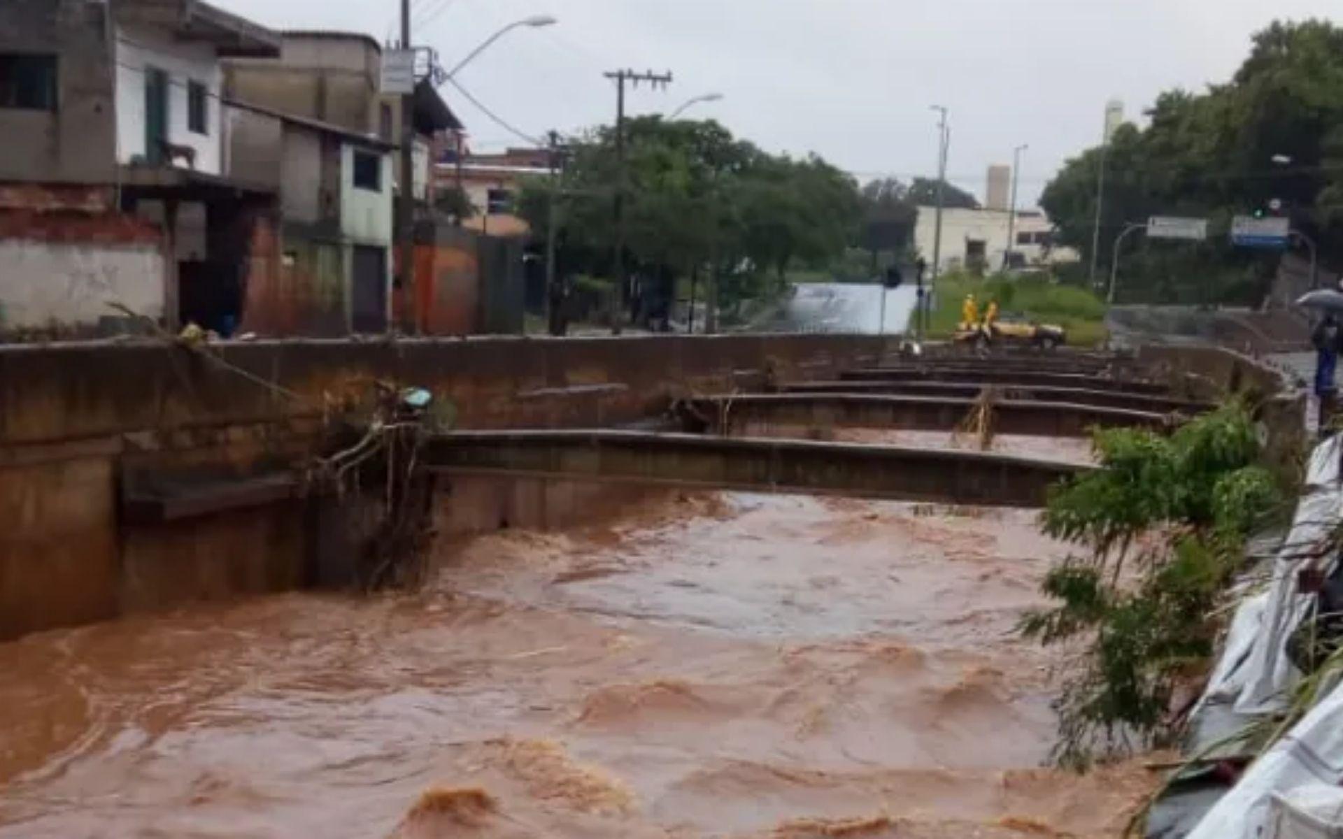 Governo Bolsonaro disponibiliza R$ 90 milhões para regiões atingidas por chuvas