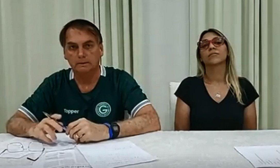 """Bolsonaro pede para Globo parar de """"atrapalhar o Brasil"""""""
