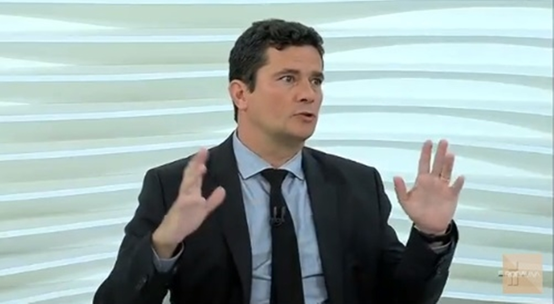 Sergio Moro vai participar do Roda Viva nesta segunda-feira (20)