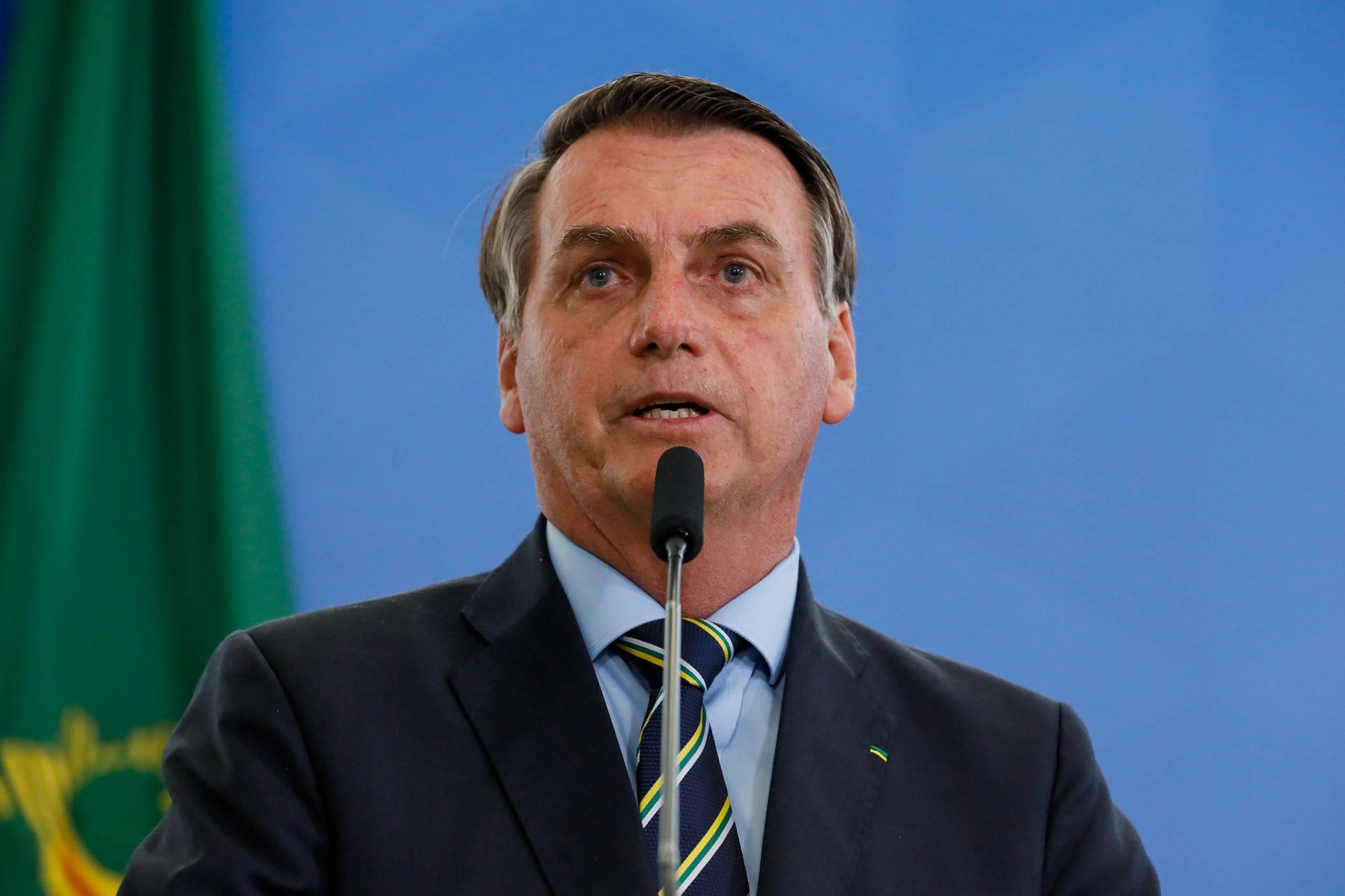 Bolsonaro decide prorrogar presença da Força Nacional no Ceará