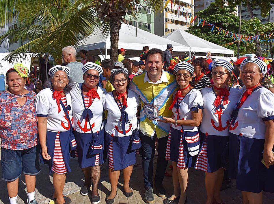 Junior Matuto vai apresentar na próxima terça-feira (11), a programação do Carnaval do Paulista 2020