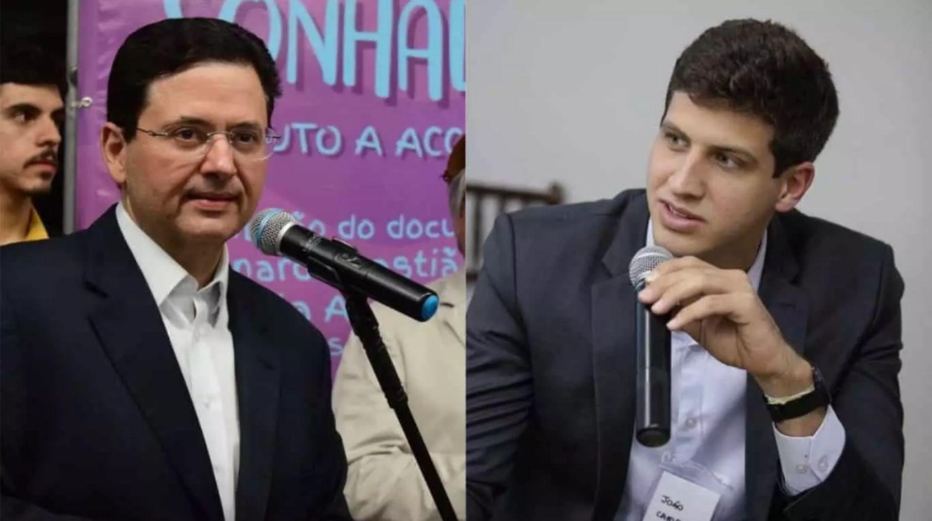 """""""Briga política não é uma página virada"""", dispara Antônio Campos sobre atrito com João Campos"""