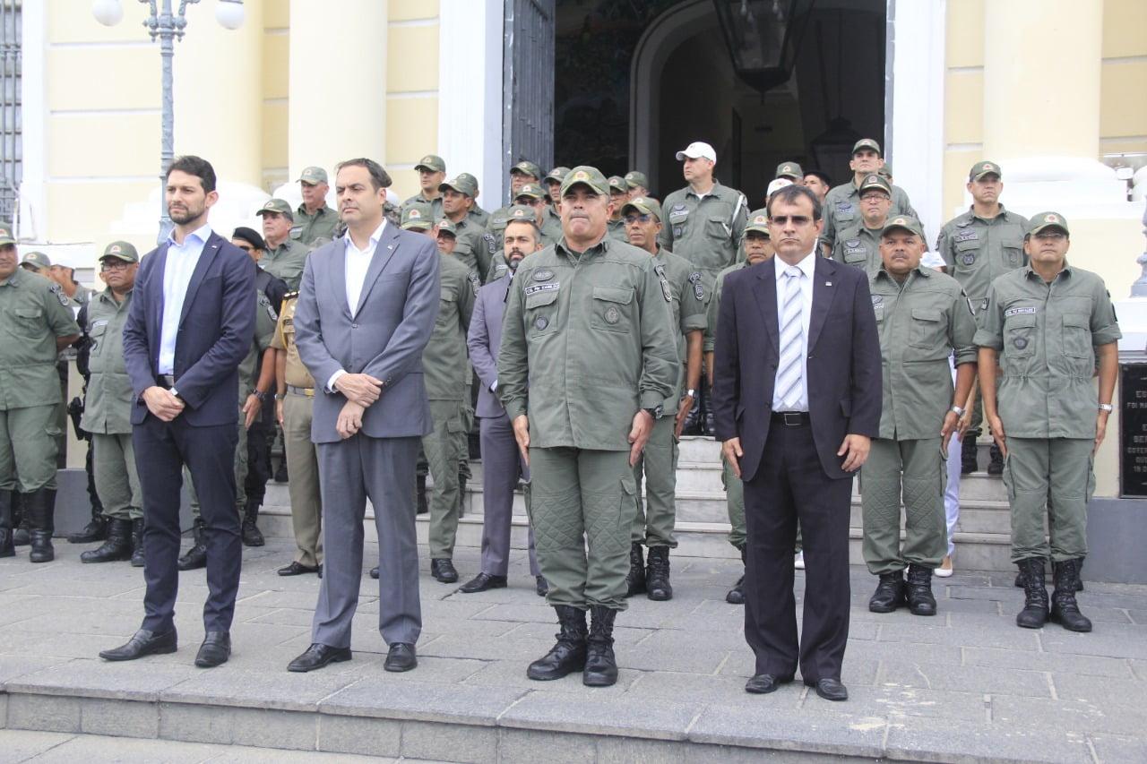 Governador lança Operação Forte e intensifica segurança no Grande Recife