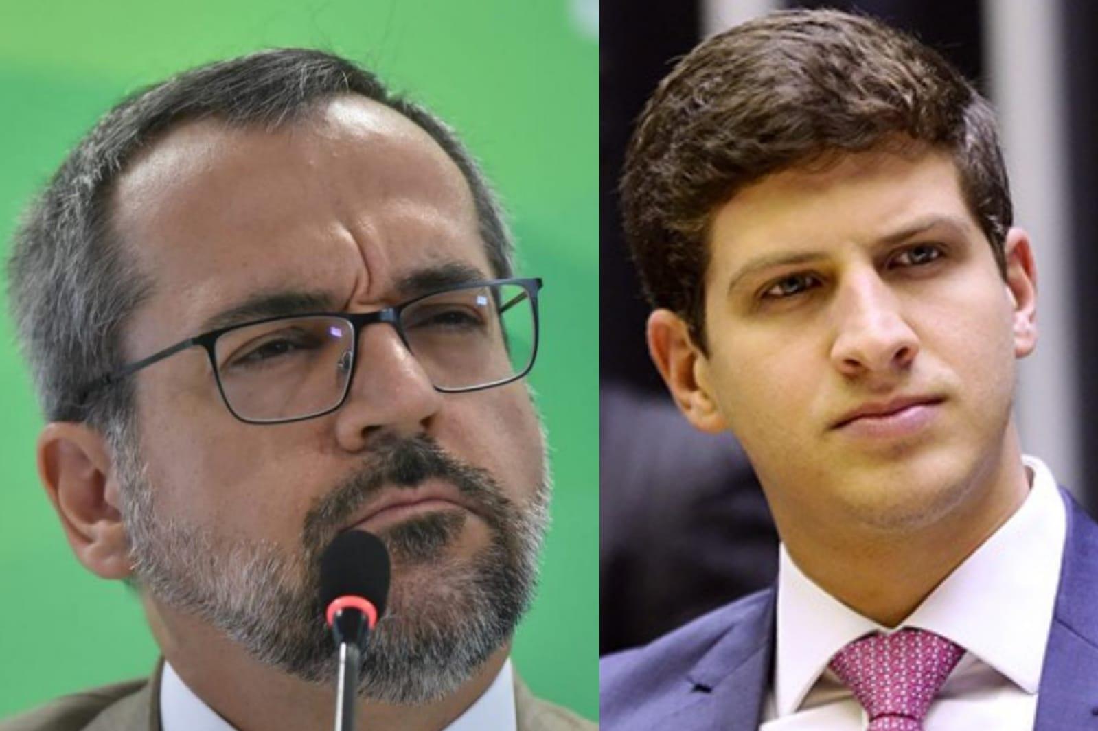 João Campos e outros 19 parlamentares de 10 partidos pedem Impeachment de ministro da Educação