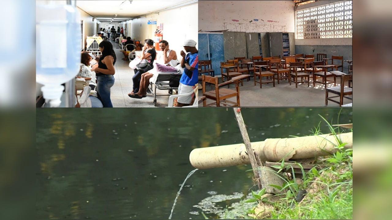 Ranking revela situação da saúde, educação, e saneamento nas 100 maiores cidades brasileiras