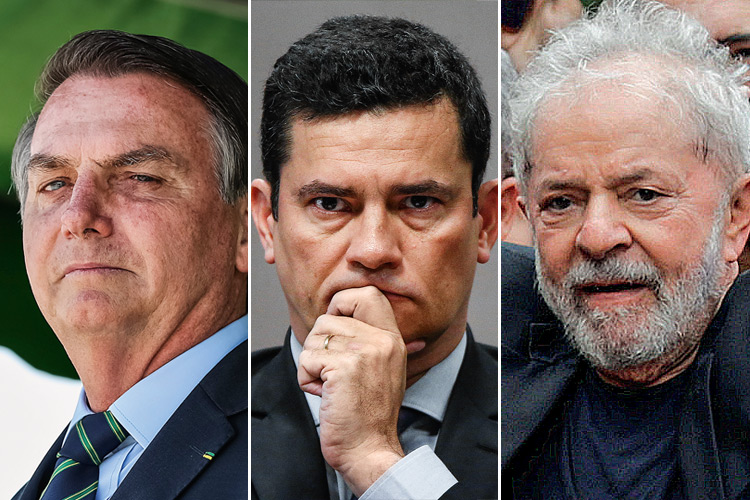 """Sergio Moro sobre Bolsonaro e Lula: """"dois extremos que devem ser evitados"""""""