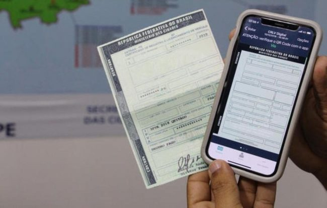 Veículos com novo prazo para circular em Pernambuco, informa Detran-PE.