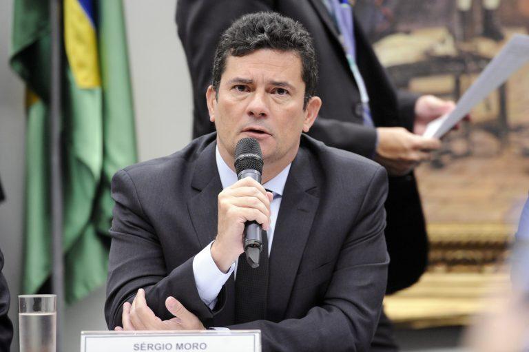 Podemos prepara filiação de Sergio Moro para o dia 10 de novembro e marca ato em Brasília, diz jornal
