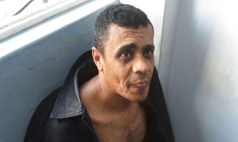 Adélio Bispo, responsável por facada em Jair Bolsonaro.