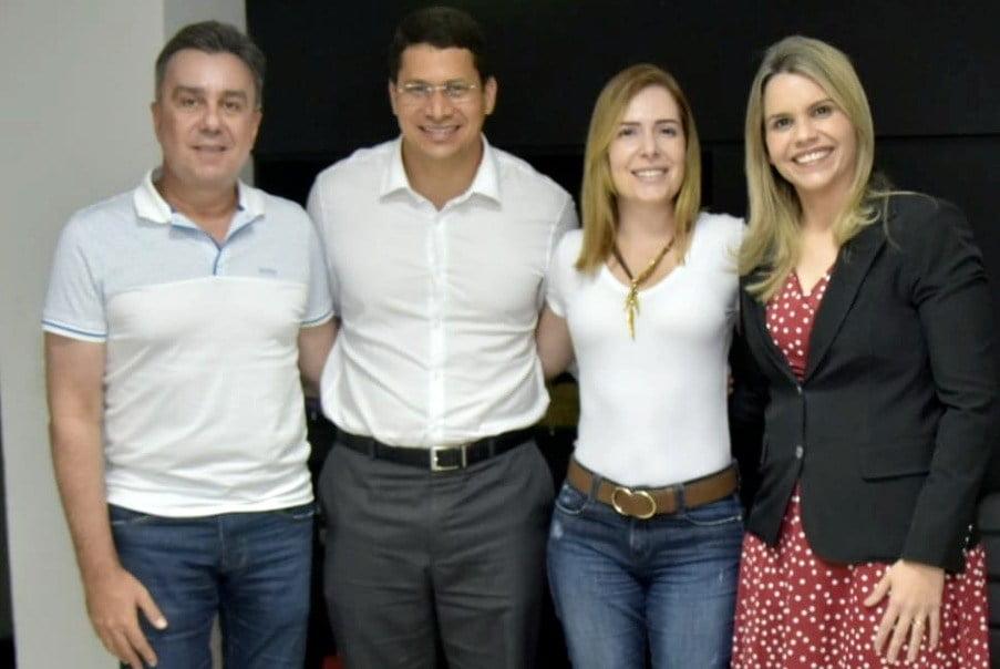 Pastor Júnior Tércio se filia ao Podemos