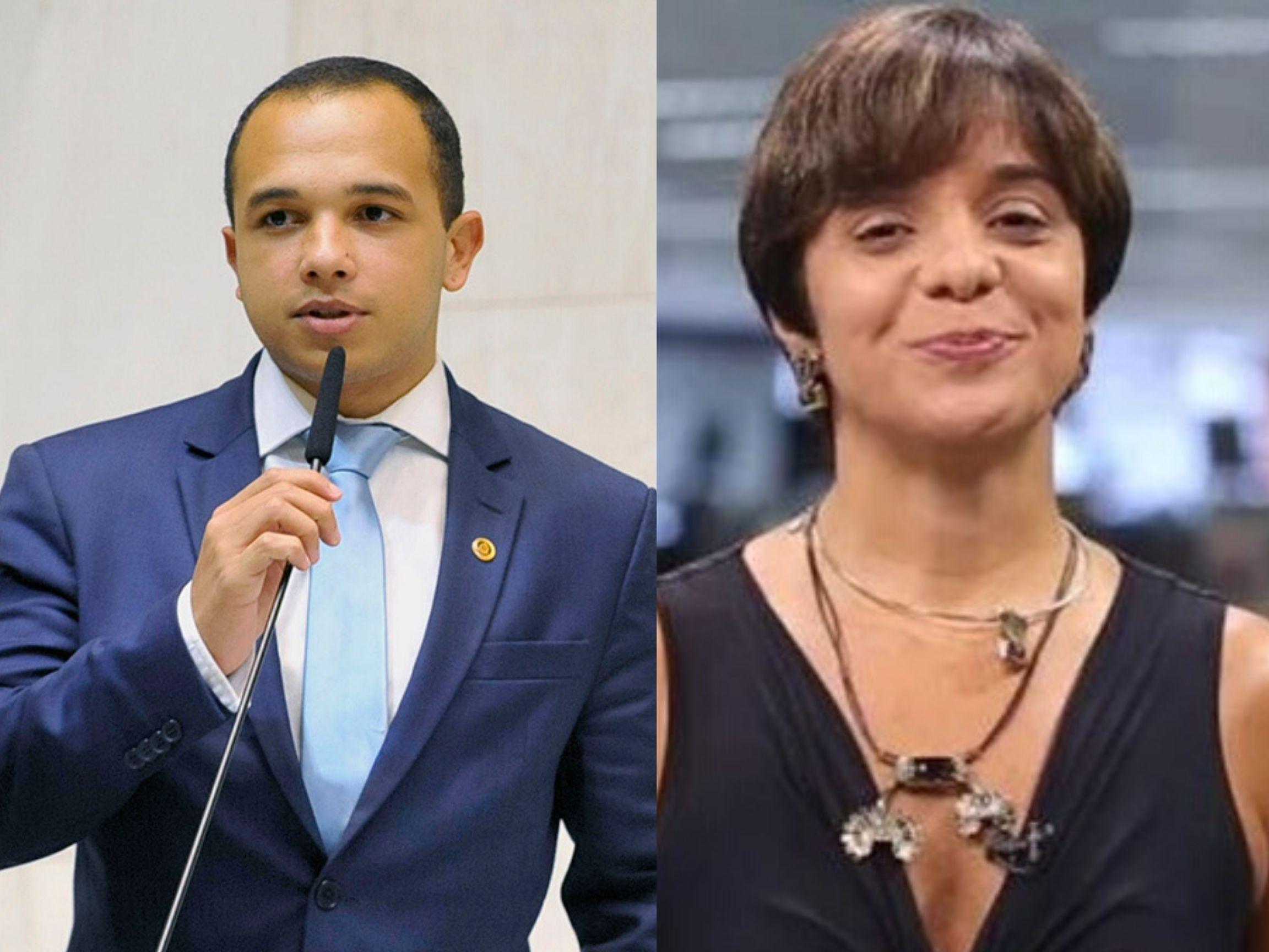 Jornalista recebe 500 mil por mês para falar mal de Bolsonaro, denuncia deputado