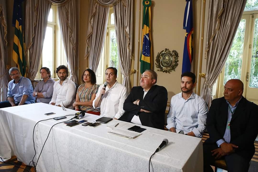 Governador assina decreto proibindo eventos com mais de 500 pessoas em Pernambuco